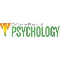 CA Board of Psychology
