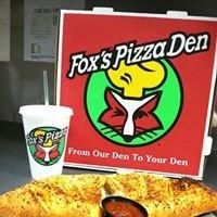 Fox's Pizza Den, LaGrange GA