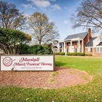 Marshall-March Funeral Home of Maryland, Inc.