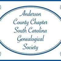 Anderson County Chapter of the South Carolina Genealogy Society