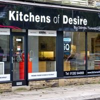 Kitchens Of Desire