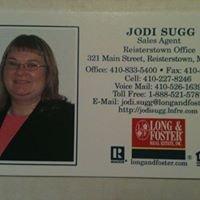 Jodi Sugg - Long and Foster