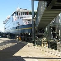 Alaska Ferry Bellingham Washington