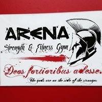 Arena Strength & Fitness Gym - Peterhead