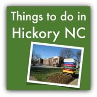 365 Things To Do in Hickory NC