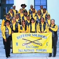Buffalo Soldiers Motorcycle Club Tallahassee, FL