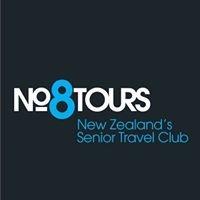 No.8 Tours - New Zealand's Senior Travel Club