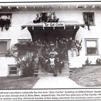 San Diego LGBTQ Historic Sites Project