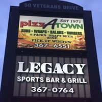 Pizzatown & Legacy Bar and Grill
