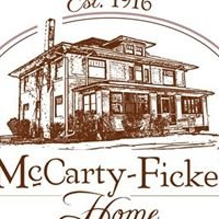 McCarty-Fickel Home Museum