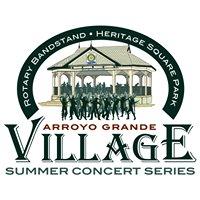Arroyo Grande Village Summer Concerts