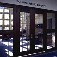 Parsons Music Library - University of Richmond