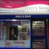 Tantalising/Lilys Nails