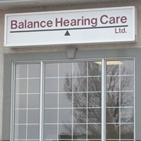 Balance Hearing Care Ltd.