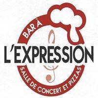 Bar À l'Expression