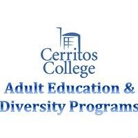 Cerritos College Adult Education