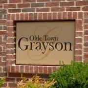 Olde Town Grayson