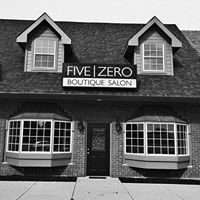 FiveZero Boutique Salon Brittney Conwell