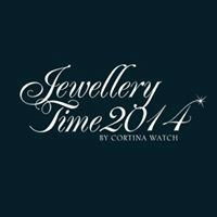Jewellery Time 2014 by Cortina Watch