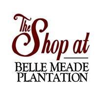 Belle Meade Plantation Gift Shop
