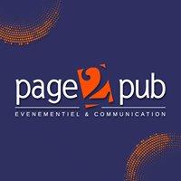 Page2Pub - Agence de Communication & Événementielle