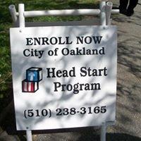 City of Oakland Head Start & Early Head Start