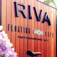 RIVA floating cafe