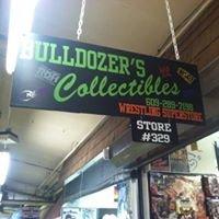 Bulldozer's Collectibles at Berlin Farmers Market