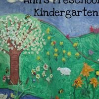 Ann's Preschool and Kindergarten