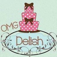 OMG Delish cake design