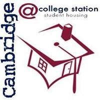 Cambridge @ College Station