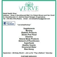 Verve Health Shop