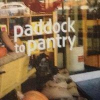 Paddock to Pantry