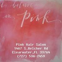 Pink Hair Salon