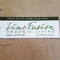 Lime Fusion Organic Living