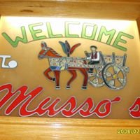 Musso's Restaurant...Exeter