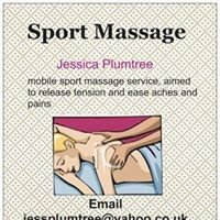 Sport Massage- Jessica Plumtree