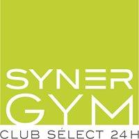 SynerGym Club Sélect 24 Heures