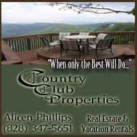 Country Club Properties Real Estate Sales & Vacation Rental Cabins