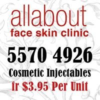 All About Face Cosmetic Injectables