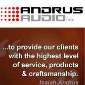 Andrus Audio Inc.