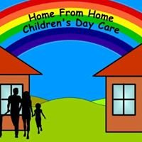 Home From Home Children's Day Care