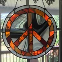 Maggie's Stained Glass