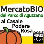 MercatoBio al Casale Podere Rosa:  agricoltura biologica a km0