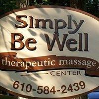 Simply Be Well LLC
