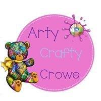 Arty Crafty Crowe