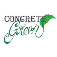 Concrete Green Coop