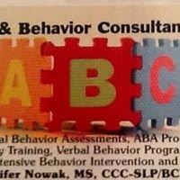 Autism & Behavior Consultants