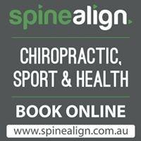 Spine Align. Chiropractic, Sport & Health