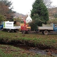 A & P Farmer tree surgery and fencing